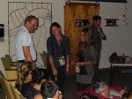 Screening at Cucalorus Film Festival