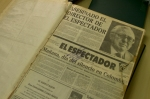 Editor-in-Chief Guillermo Cano of El Espectador Assassinated