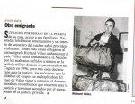 Journalist Richard Velez going into exile